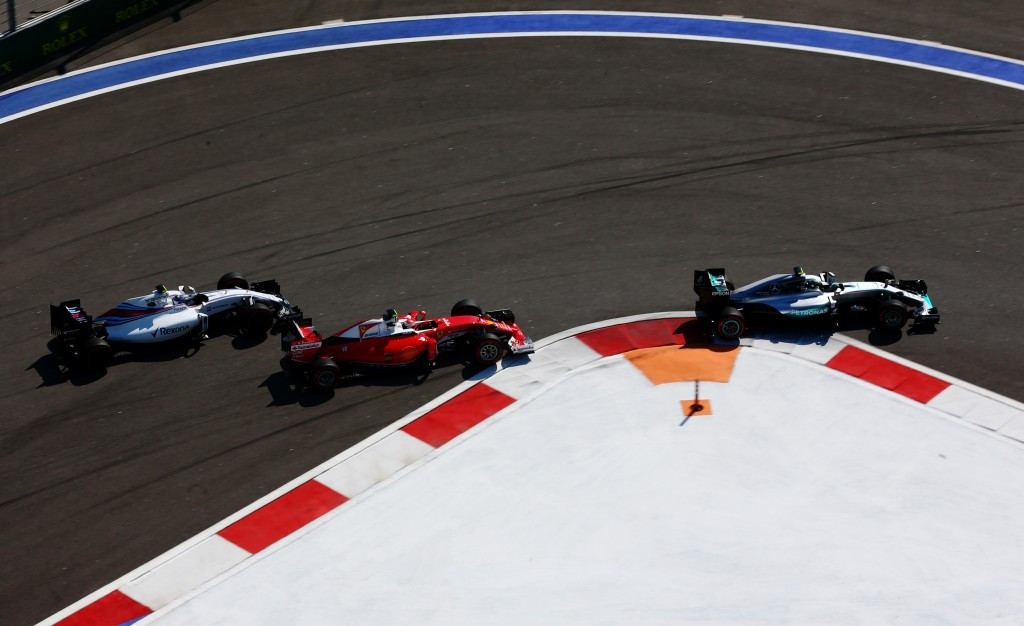 Sochi to host Formula One Grand Prix for further five years