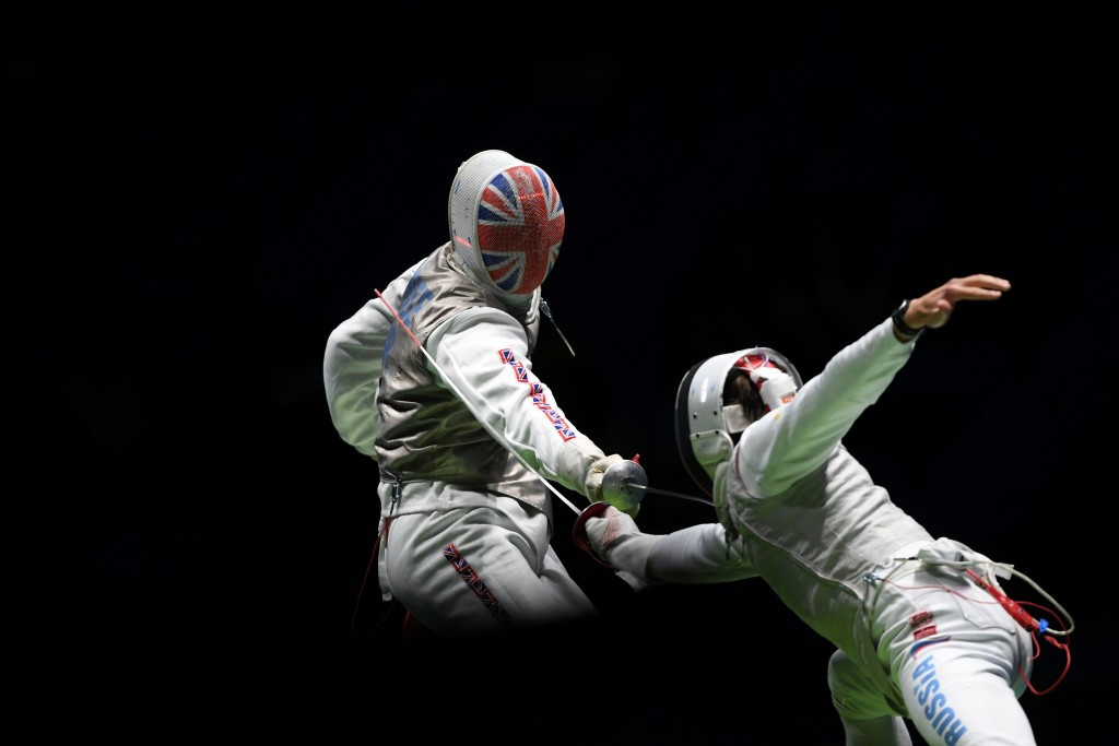British Fencing have launched a crowd funding appeal ©British Fencing