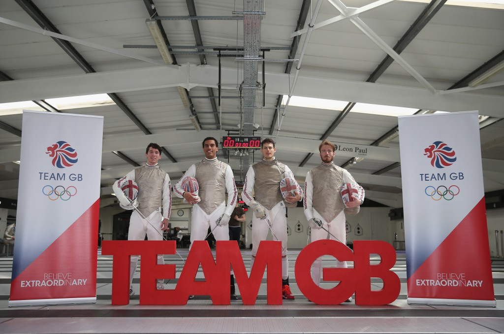 British Fencing's World Class Programme recently had all its funding cut by UK Sport ©Getty Images