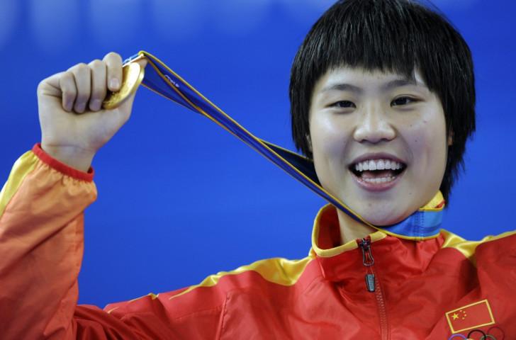 Both World Championship finalists beaten as Guo claims Gwangju 2015 taekwondo title
