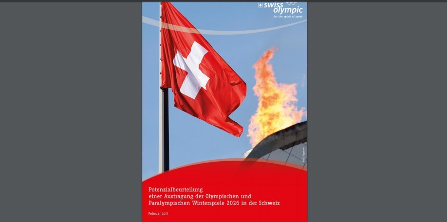 A Taskforce established by Swiss Olympic backed Sion's bid for the 2026 Winter Olympic and Paralympic Games and claimed the financial benefits to the country could be as much as $2.5 billion ©Swiss Olympic