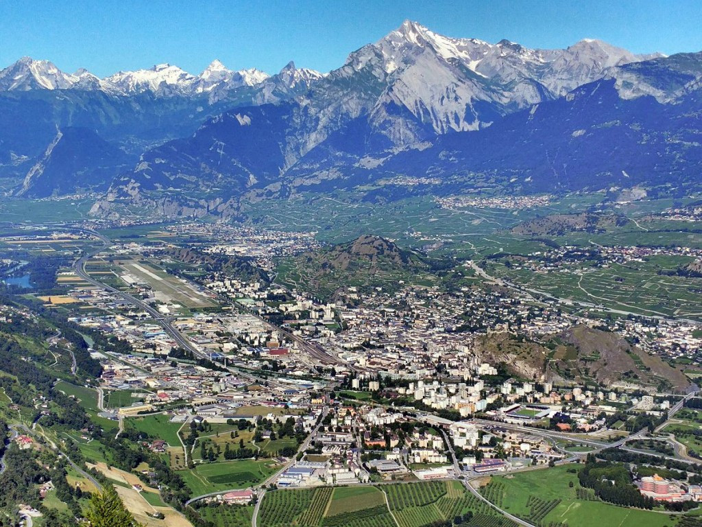 Sion are set to bid for the Winter Olympics for the fourth time following unsuccessful campaigns for 1976, 2002 and 2006 as Switzerland seeks to host the event for the first time since 1948 ©Wikipedia