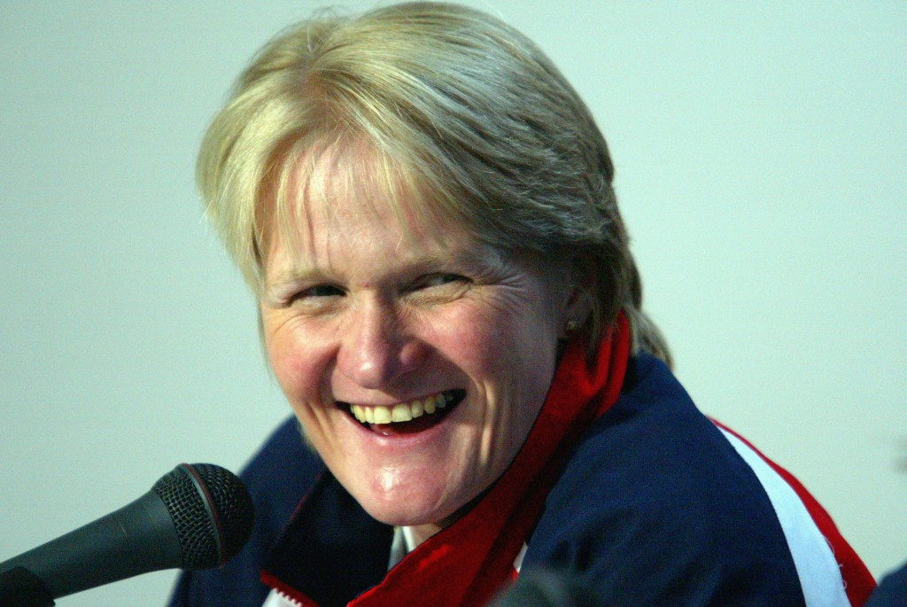 Rhona Howie has called for more support for her former training rink Greenacres Curling Club ©Getty Images