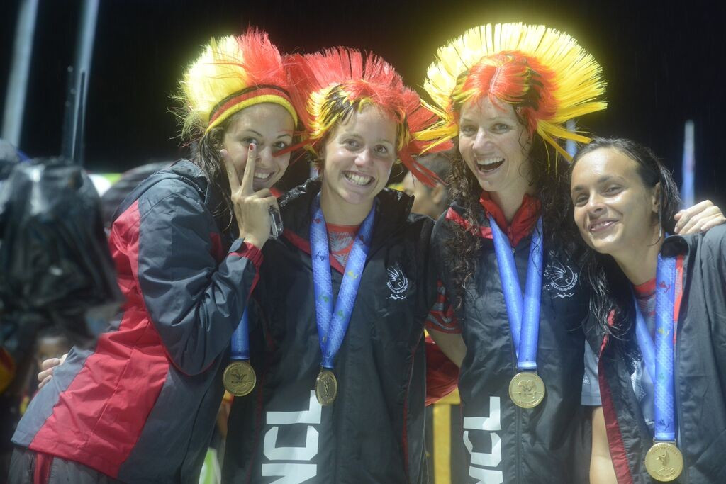 Grangeon bounces back from disqualification disappointment to take final Pacific Games gold medal tally to 11