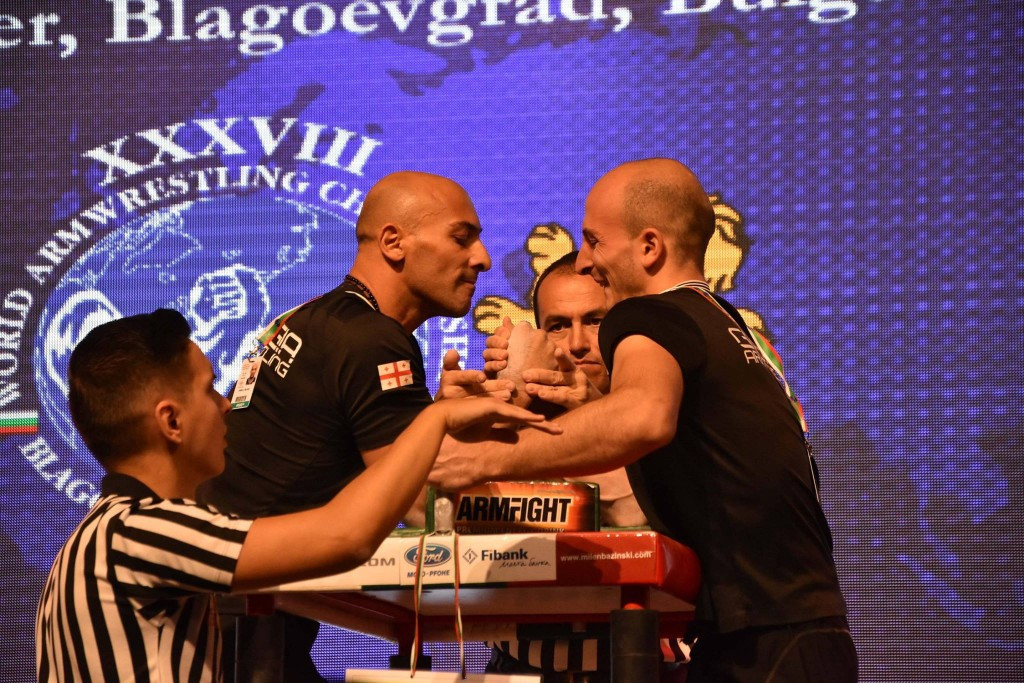 The World Armwrestling Federation have had their application to join SportAccord rejected ©Facebook