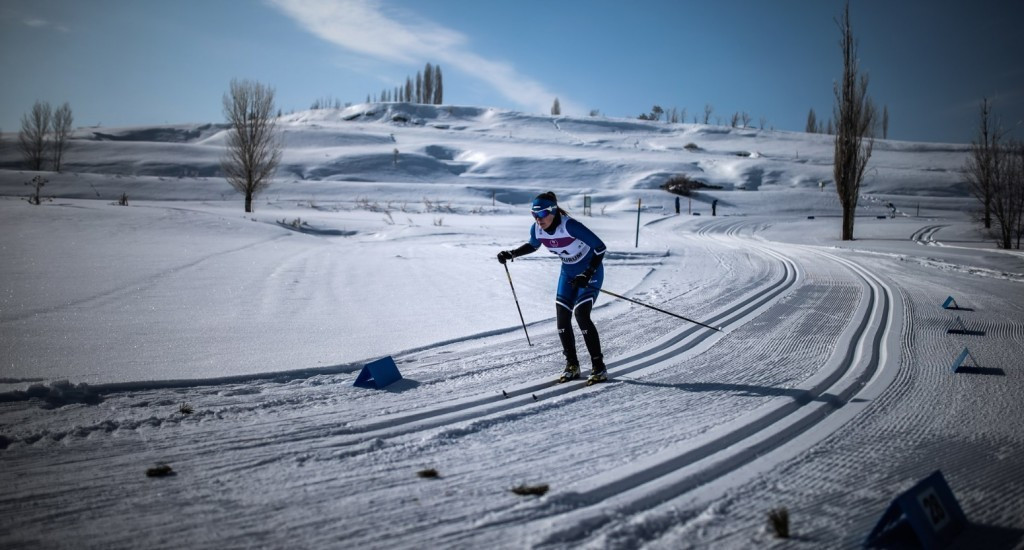 Erzurum hosed this year's European Winter Youth Olympic Festival ©EYOF