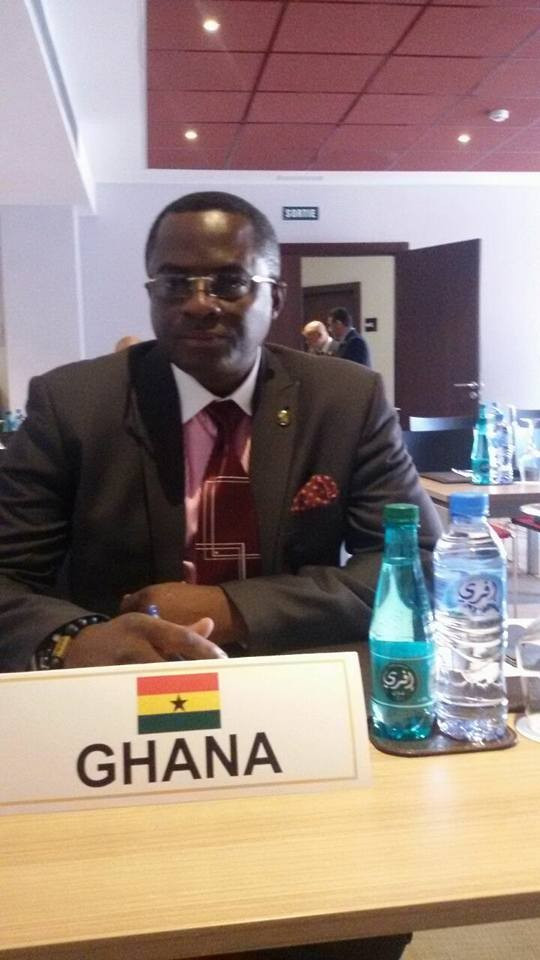 Ghana Olympic Committee President calls for more female executives in African sport
