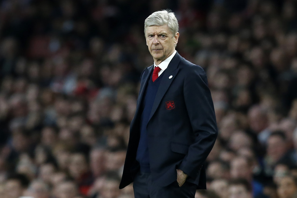 Arsène Wenger is one of the only managers to speak out about doping in football ©Getty Images