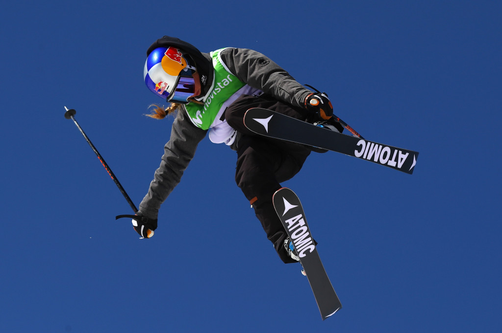 Fifteen-year-old wins gold at FIS Freestyle Ski and Snowboard World Championships