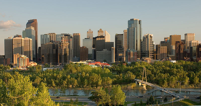 A poll has indicated support for a possible Calgary Winter Olympic bid ©Wikipedia
