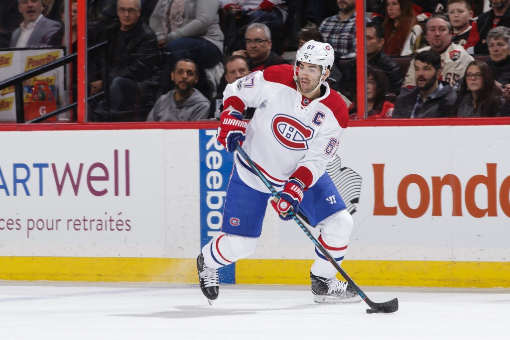 Montreal Canadiens captain Max Pacioretty claims he expects players to compete at the Games ©Getty Images