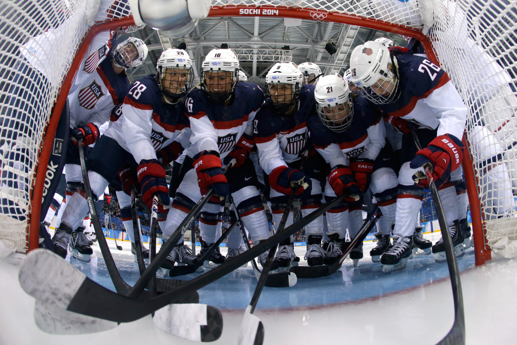 USA Hockey are facing a race against time to field a team at their home Women's Ice Hockey World Championships ©Getty Images