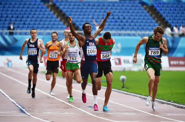 Walker paces his way to two-lap athletics title at Gwangju 2015