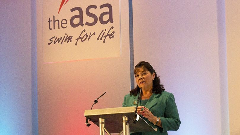 Jane Nickerson has held the position of interim chief executive since August 2016 ©ASA