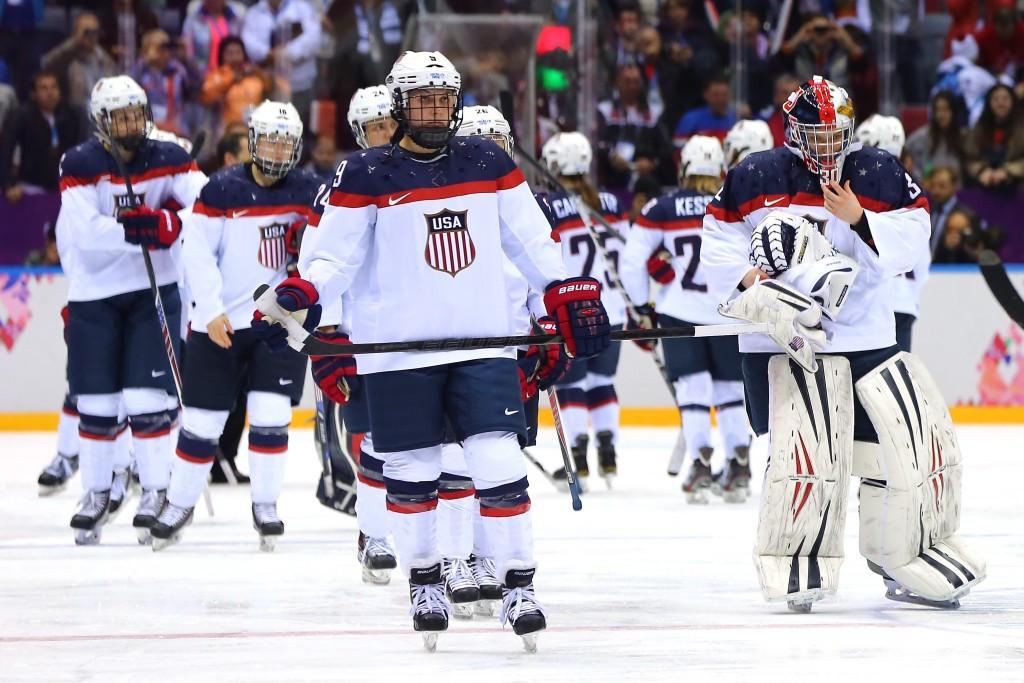 United States women agree not to boycott World Championship