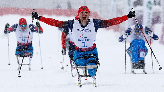 Paralympic Media Awards for coverage of Sochi 2014 launched