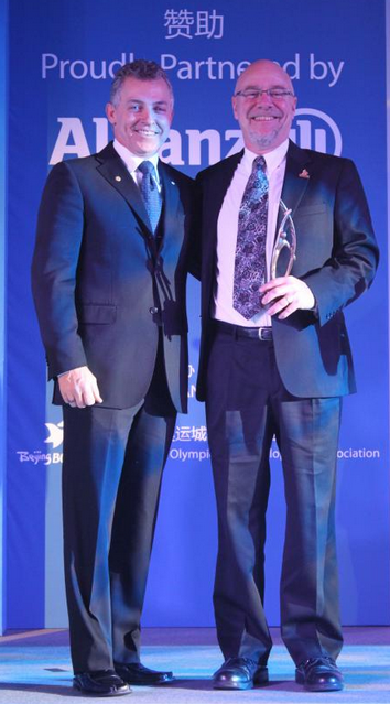 Previous winners of the Paralympic Media Awards have included the Vancouver Sun for their coverage of the 2010 Winter Paralympics
