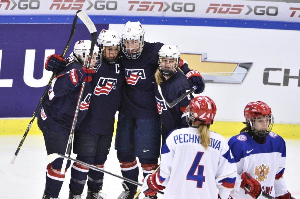 United States set for home title defence at IIHF Women's World Championship
