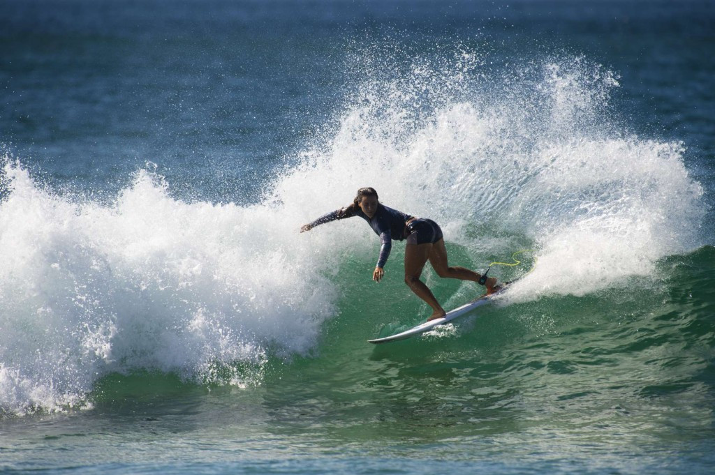 Surfing is set to make its Olympic Games debut at Tokyo 2020 ©ISA