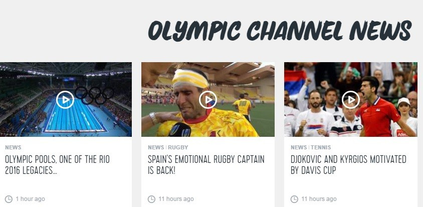 Olympic Channel to help with Pyeongchang 2018 promotion after passing one billion views mark
