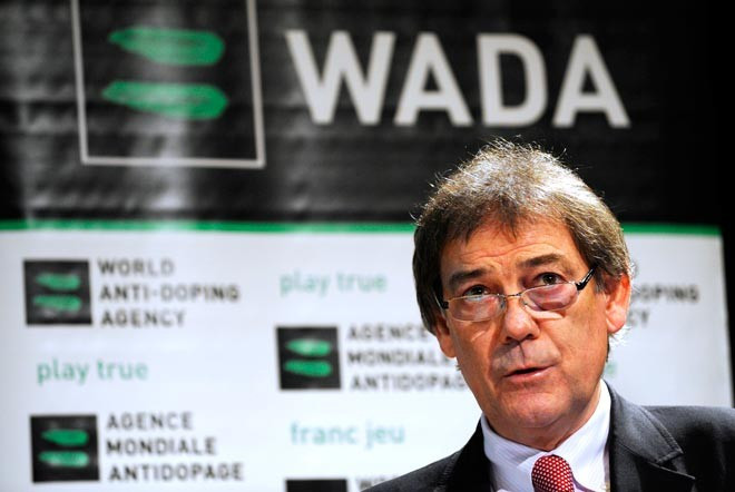 Former WADA director general David Howman has been appointed chair of the new Athletics Integrity Unit ©Getty Images