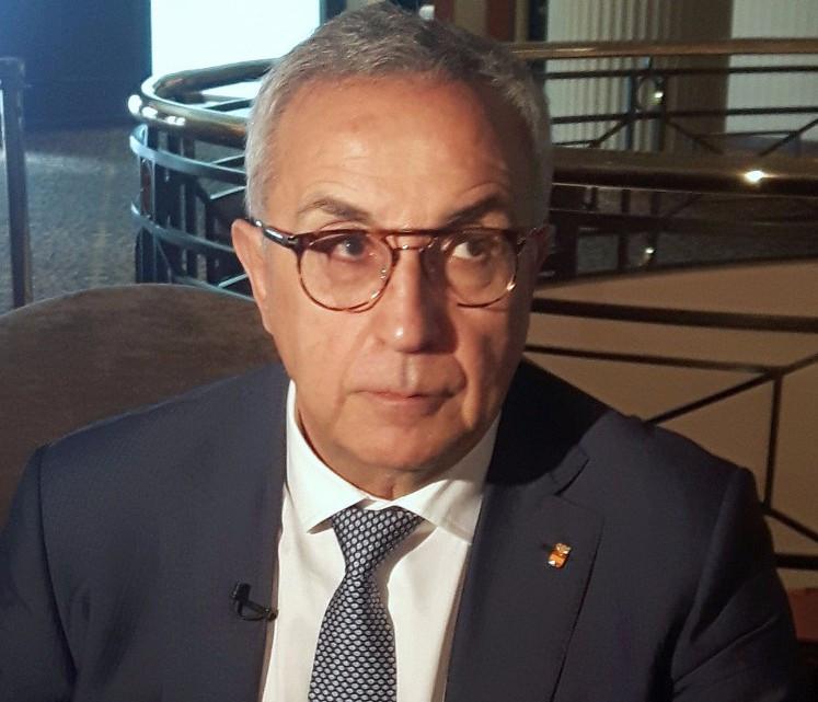 Alejandro Blanco has visited Peru as an IOC representative ©EOC