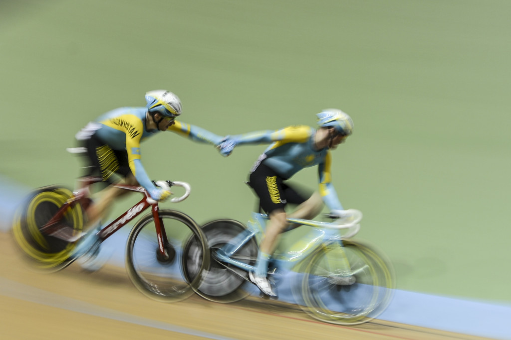 Male and female madison events could return to the Olympic cycling programme ©Getty Images