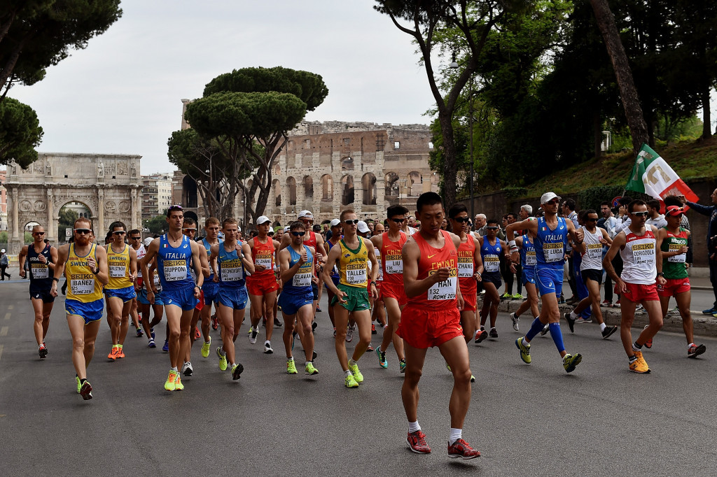 Mixed gender race walking event proposed by IAAF for World Championships and Tokyo 2020