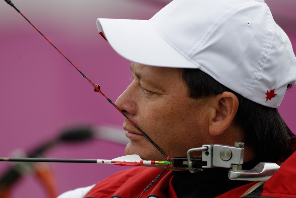 Archery Canada select four athletes for the Toronto 2015 Parapan American Games