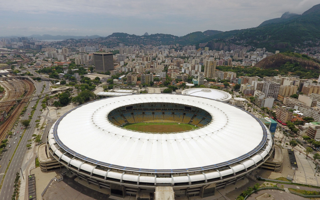 Odebrecht were involved in the regeneration of Rio's metro system, the construction of the main Olympic Park in Barra di Tijuca and the renovation of the iconic Maracanã Stadium ©Getty Images