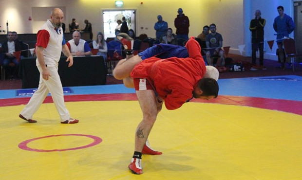 Sambo has been included on the sports programme at Minsk 2019 ©FIAS