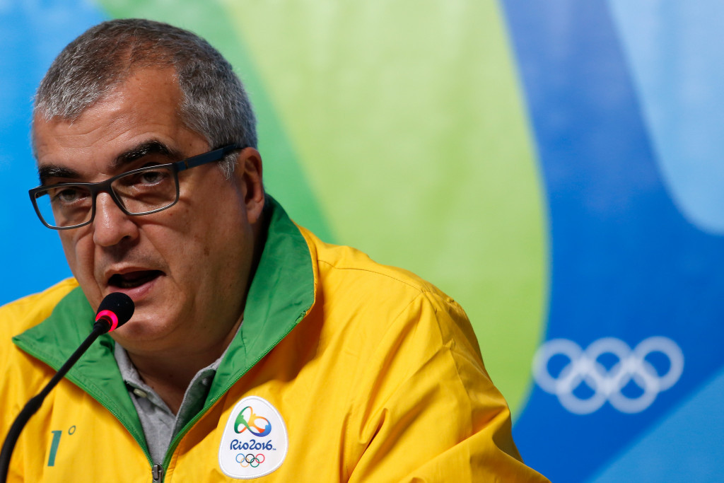 Mario Andrada still maintains that the Organising Committee will resolve all of its outstanding debts ©Getty Images