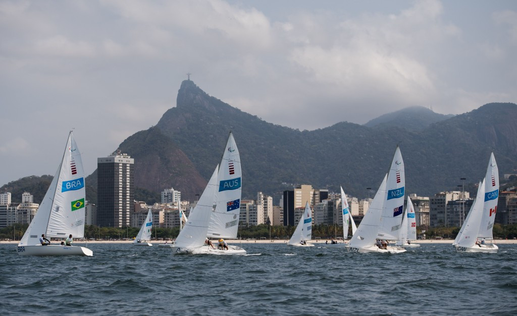 The sailing programme at Tokyo 2020 is set to be almost an exact replica of Rio 2016 ©Getty Images