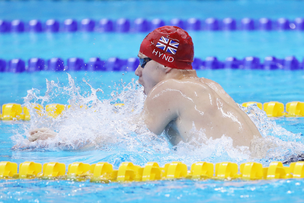 Hynd among headline names for Para Swimming World Series in Sheffield