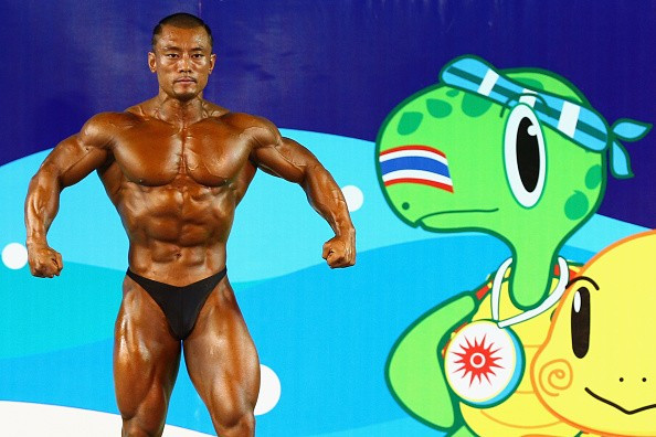 Bodybuilding has already featured at multisports events including the Asian Beach Games ©Getty Images