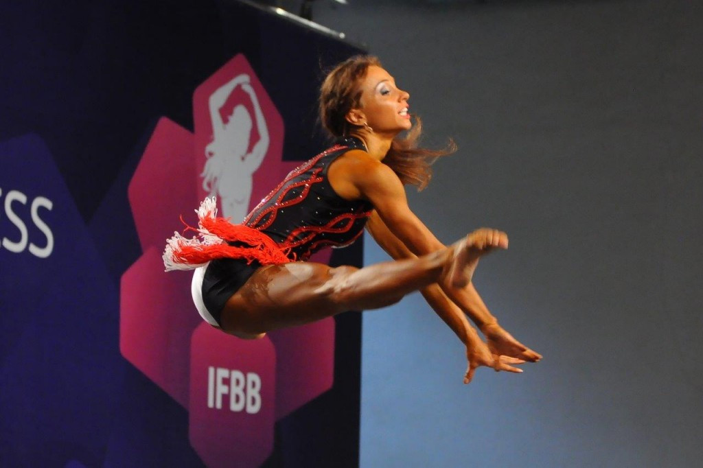 A women's fitness event will also take place at the Pan American Games in Lima ©IFBB