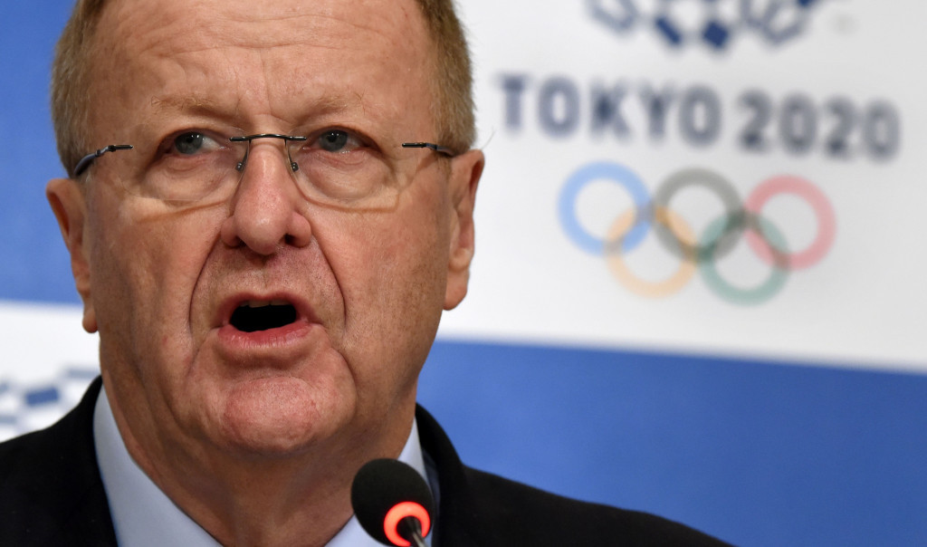 IOC confirm Coates would lose vice-presidency should Roche win AOC Presidential election