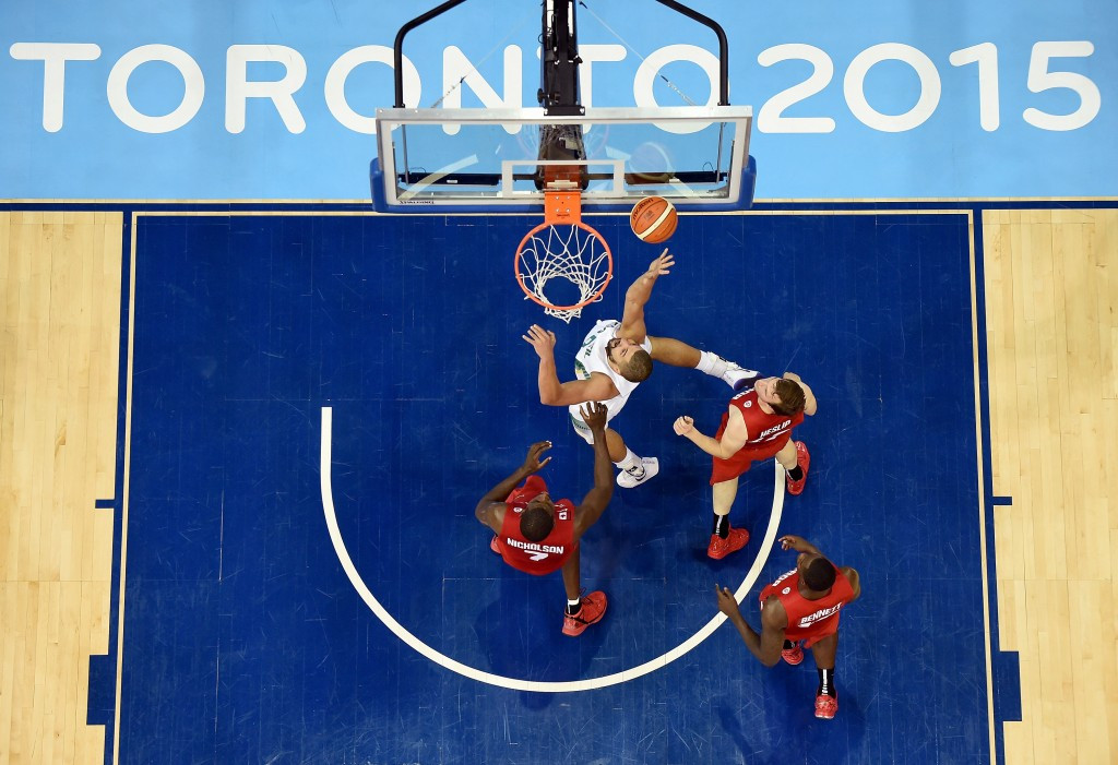 Toronto hosted the Pan American Games in 2015 ©Getty Images