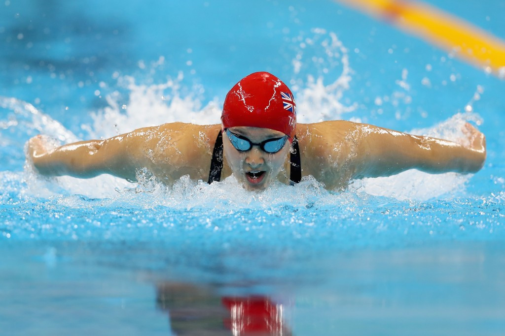 British duo break world records at Para Swimming World Series