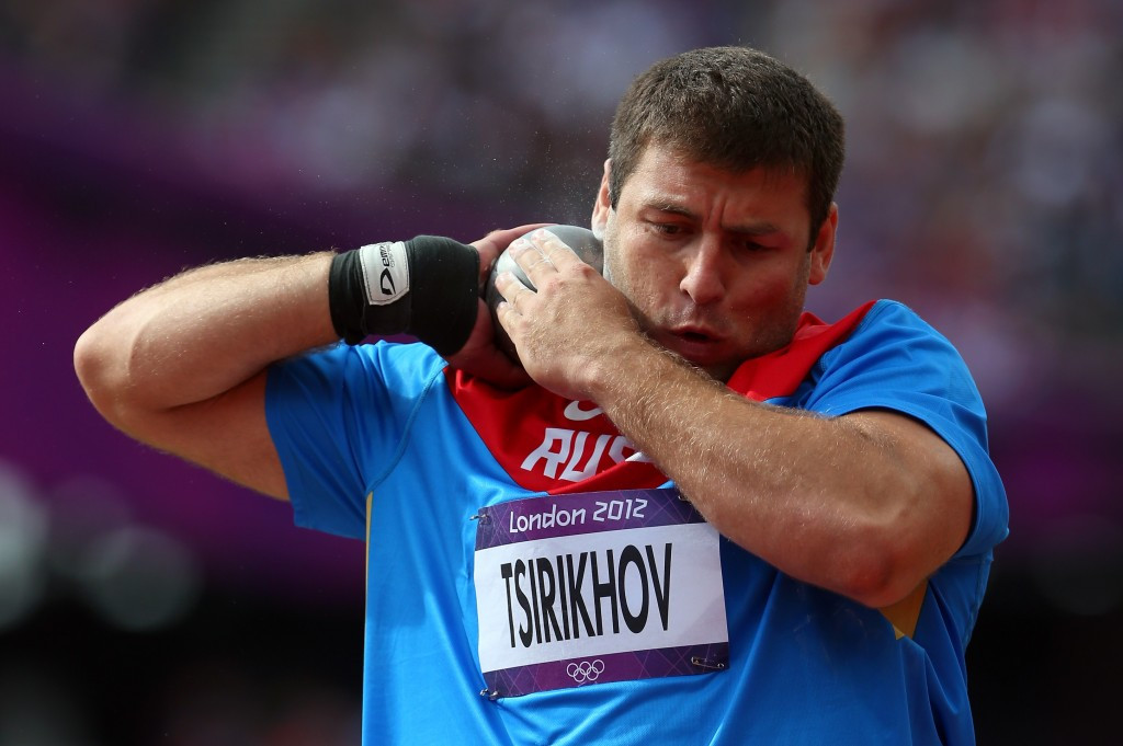 Soslan Tsirikhov is another who has reportedly admitted doping  ©Getty Images