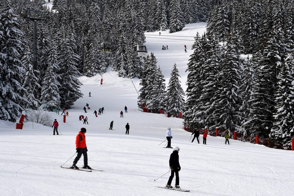 A Courchevel-Meribel bid has been submitted by France ©Getty Images