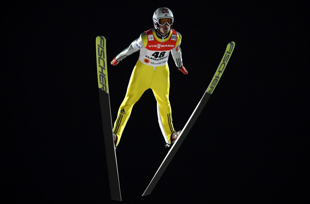Norway name team for Ski Jumping World Cup season