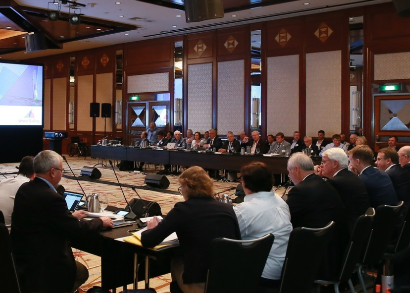 The World Sailing Council held its 2017 mid-year meeting in Singapore ©World Sailing