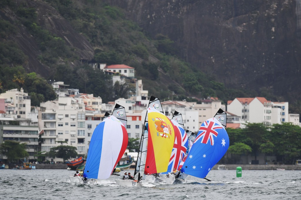 World Sailing is keen to enhance its standing in the Olympic Games ©Getty Images