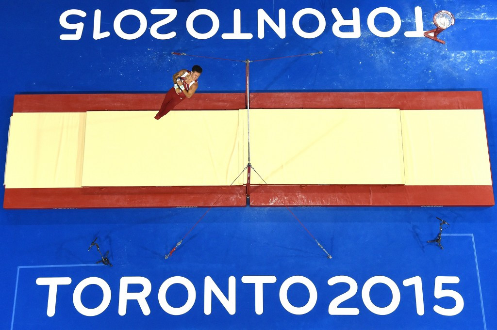 Toronto hosted the 2015 Pan American Games ©Getty Images