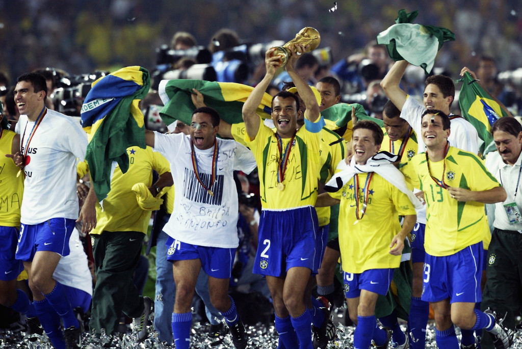 Asia last hosted the FIFA World Cup in 2002, when Brazil triumphed in Japan and South Korea ©Getty Images