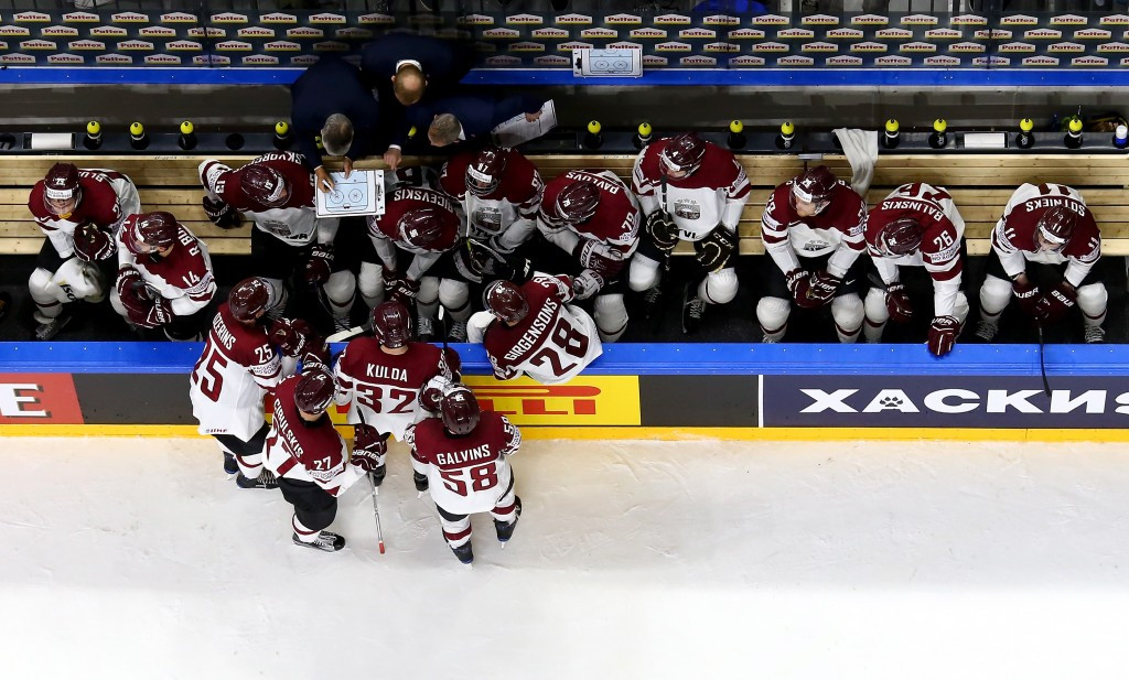 Latvia struck late to beat Italy in Group A ©Getty Images