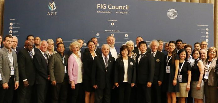 The FIG's Executive Committee and Council approved the key stages for the parkour's formal inclusion at a recent meeting in Baku ©Getty Images