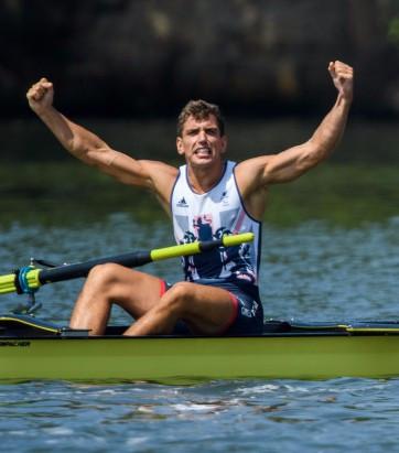 British quartet take gold at opening Para rowing regatta in Gavirate