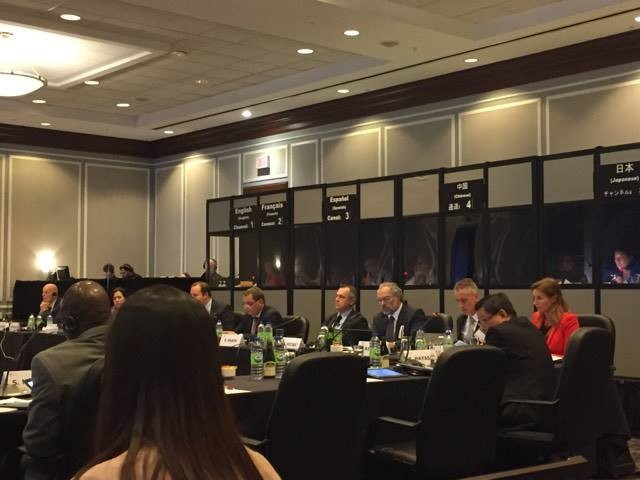 The announcement was made by WADA deputy director general Rob Koehler at the Foundation Board meeting ©ITG